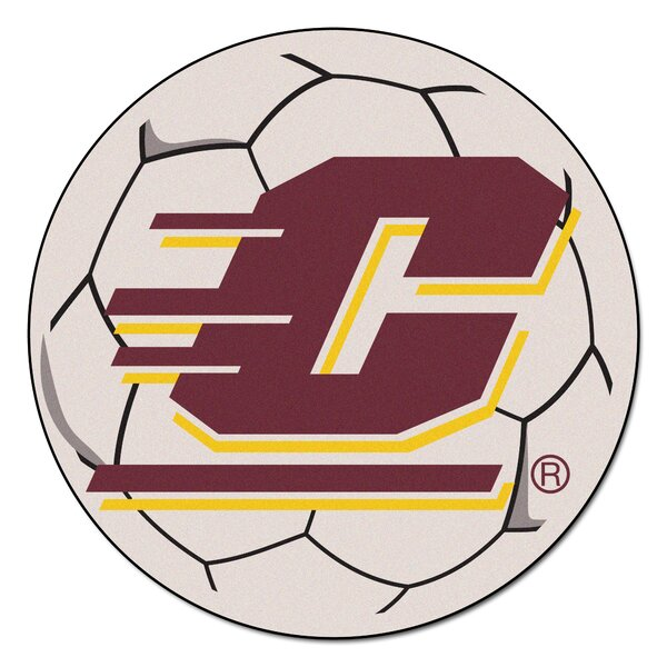 NCAA Central Michigan University Soccer Ball by FANMATS