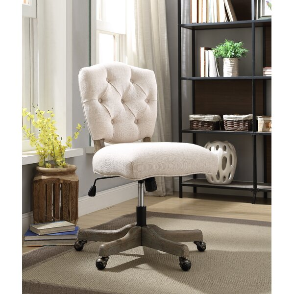 Suzanne Desk Chair by Greyleigh