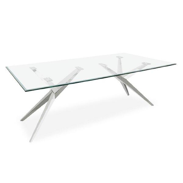 Abingd Dining Table by Orren Ellis