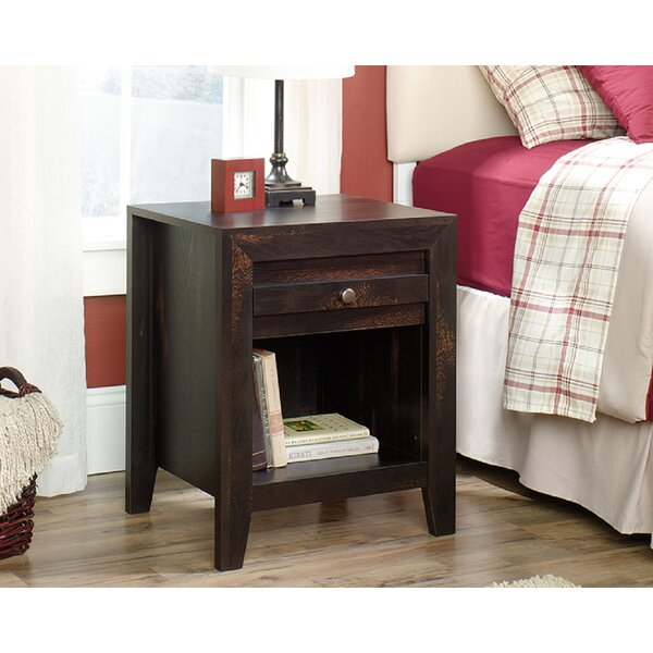 Camdenton 1 Drawer Nightstand by Foundry Select