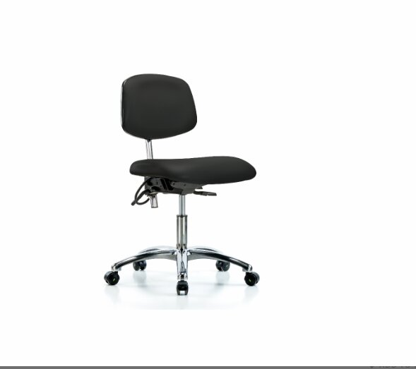 Rhea Desk Height Ergonomic Office Chair by Symple Stuff