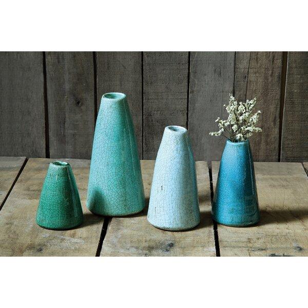 Ebbert Terra Cotta Vases by Bungalow Rose