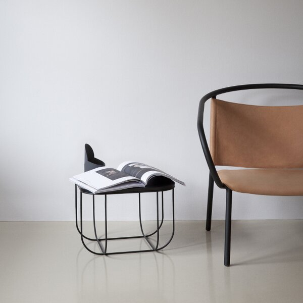 Furniture Cage End Table by Menu
