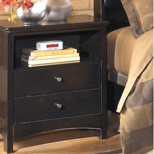 Menard 2 Drawer Nightstand by Signature Design Ashley
