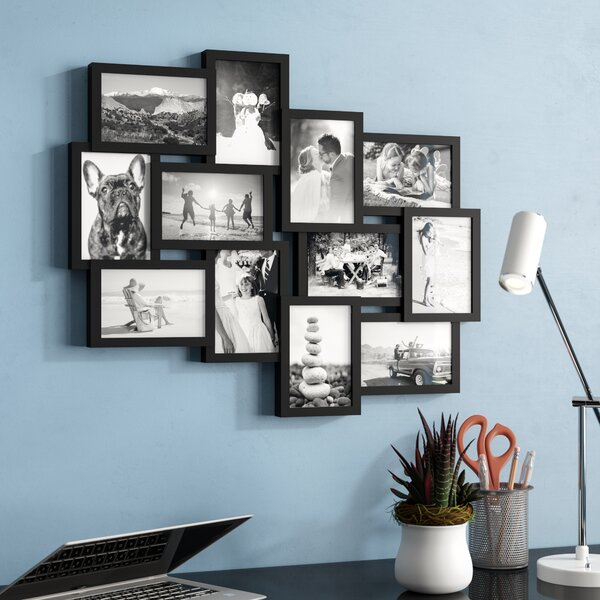 Nemeth Family Rules Dimensional Collage Picture Frame by Ebern Designs
