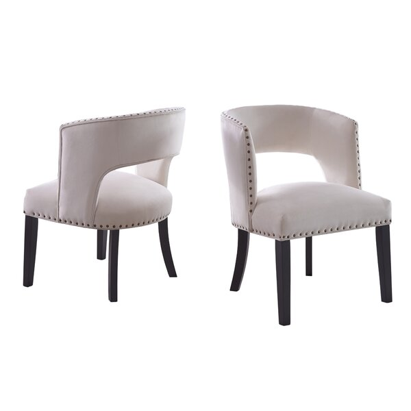 Geary Side Chair (Set Of 2) By Winston Porter