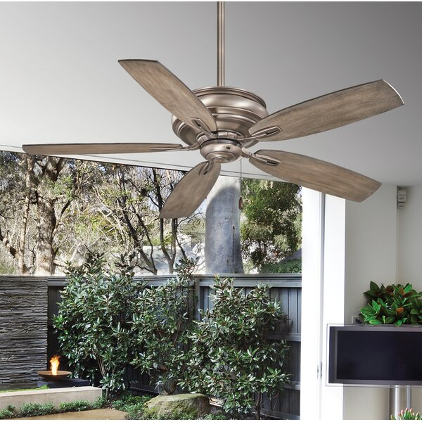 54 Timeless 5 Blade Ceiling Fan by Minka Aire