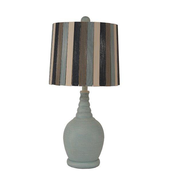 Sipahi Round 24 Table Lamp by Bay Isle Home