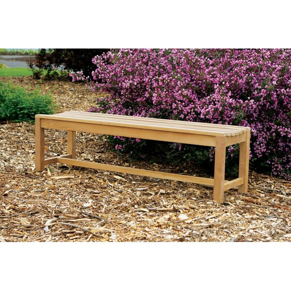 Teak Picnic Bench by Jewels of Java