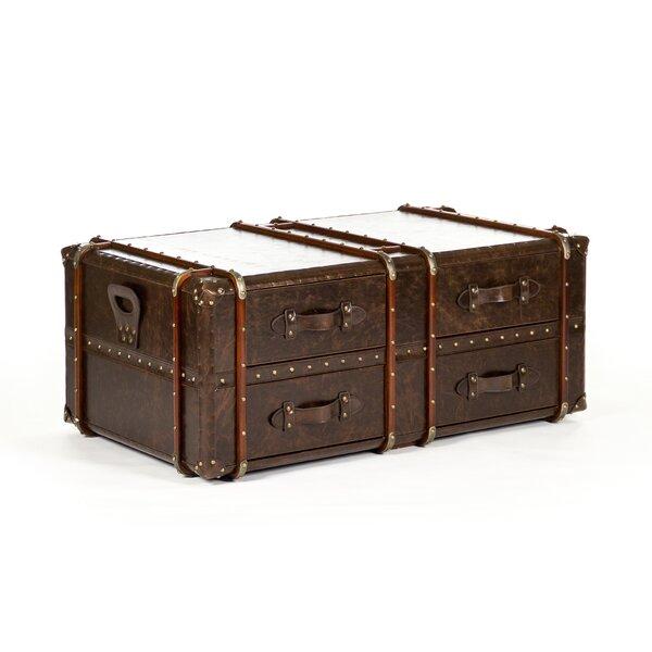 Ashton Coffee Table With Storage