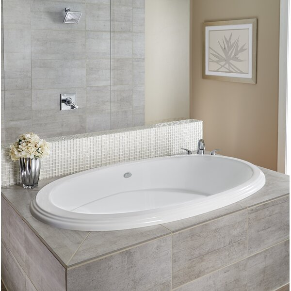 Gallery 72 x 42 Drop In Undermount Air Bathtub by Jacuzzi®