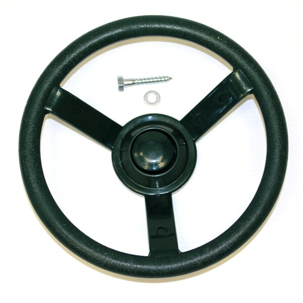 Plastic Steering Wheel by Eastern Jungle Gym