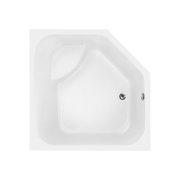 Designer Katarina 69 x 69 Air Tub by Hydro Systems