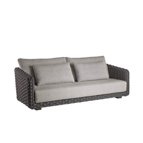 Thomson Patio Sofa with Sunbrella Cushions