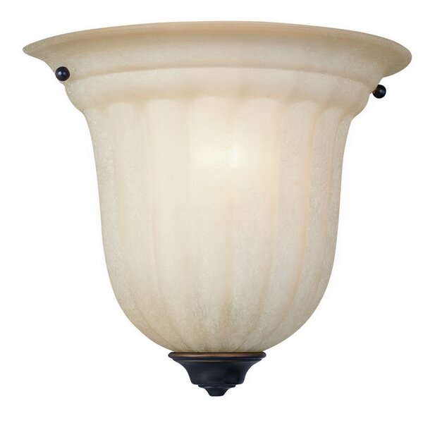 Goldston 1-Light Large Wall Sconce by Andover Mill