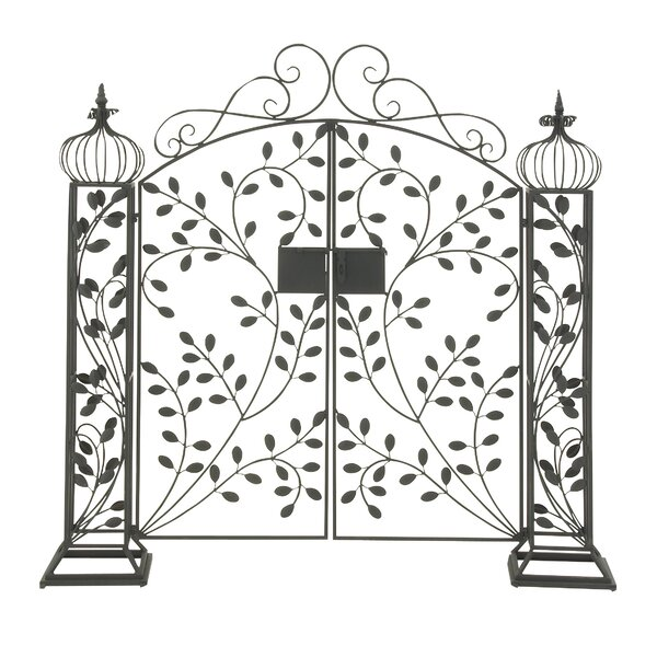 Metal Garden Gate by Cole & Grey