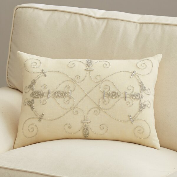 Pensee Throw Pillow by Lark Manor