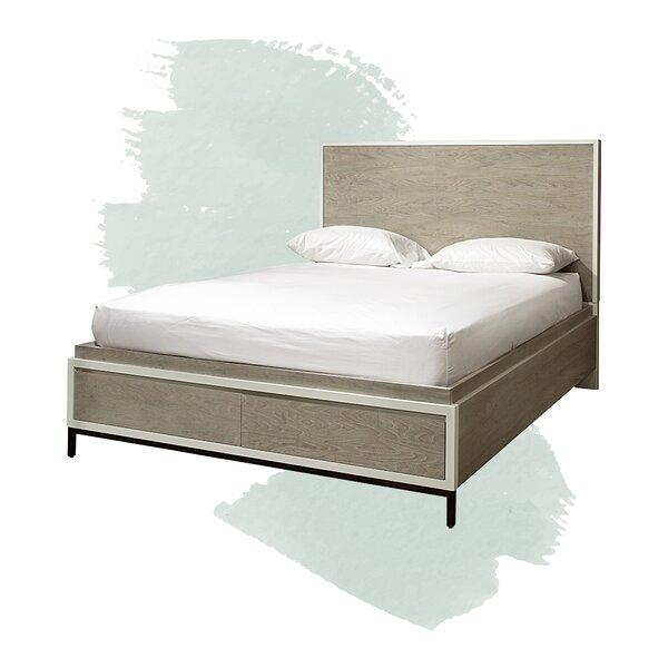 Forrest Storage Platform Bed by Foundstone