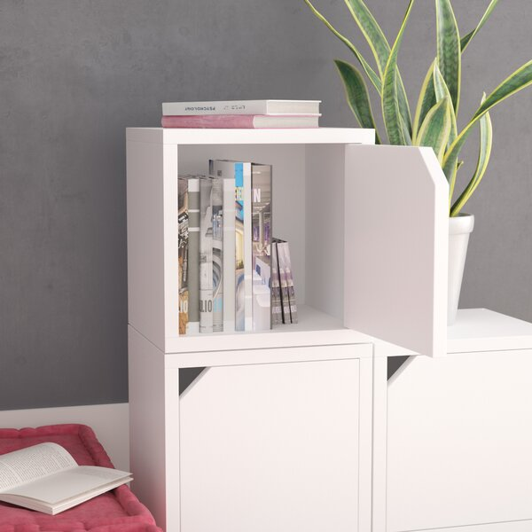 Bolan Cube Unit Bookcase by Ebern Designs