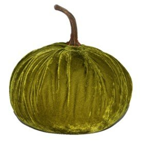 Inflatable Velvet Pumpkin by The Holiday Aisle