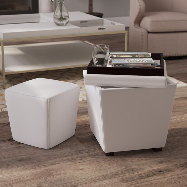 Fulghum Storage Tufted Ottoman by Latitude Run