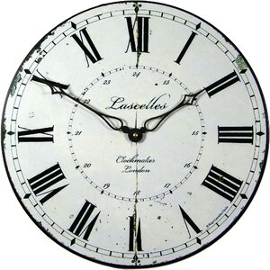 Peuplier 49.6cm Wall Clock