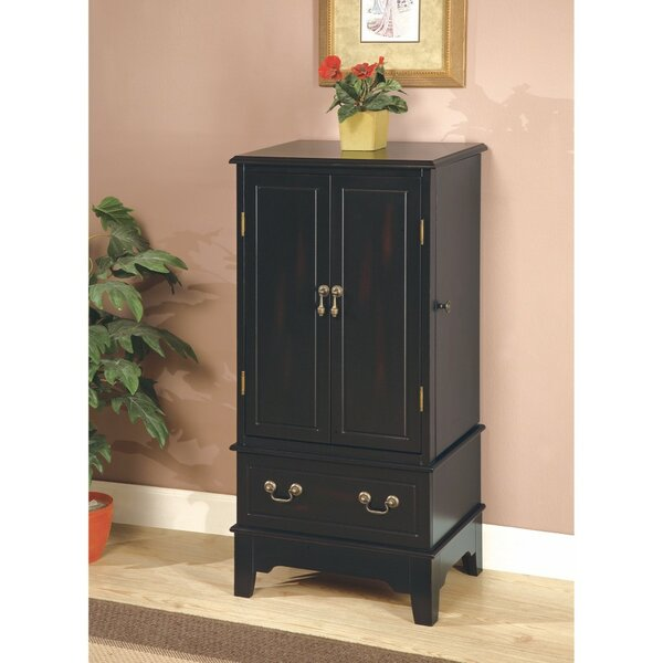 Edgemont Jewelry Armoire by Darby Home Co