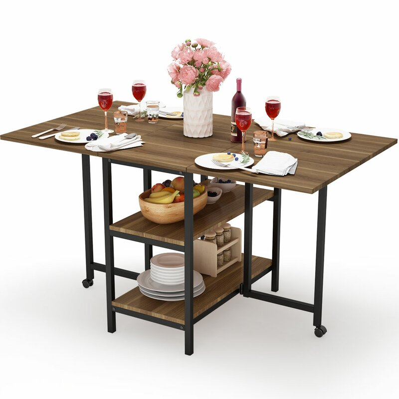 Winston Porter Oey Dining Table Wayfair