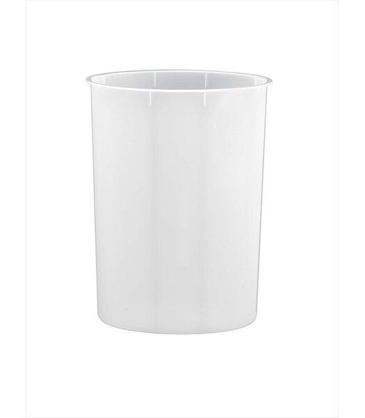 Franco Oval Waste Basket by Rebrilliant