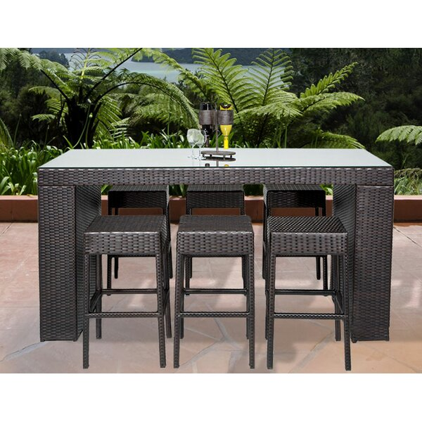 Napa 7 Piece Bar Set by TK Classics