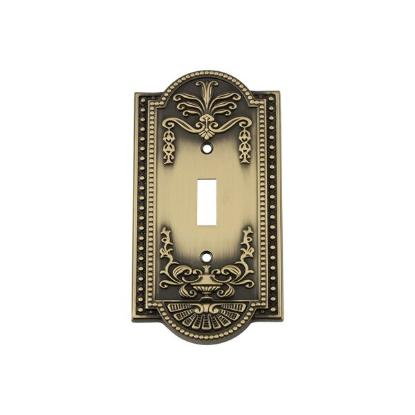Meadows Light Switch Plate by Nostalgic Warehouse