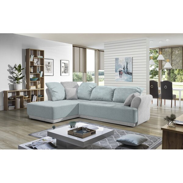 Mahesh Sleeper Sectional by Latitude Run