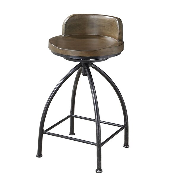 Analisa 29.75 Bar Stool by Williston Forge