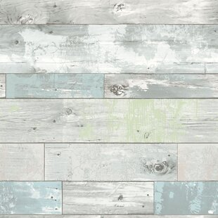 Beachwood Peel And Stick Wallpaper Roll