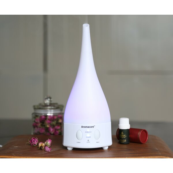 Aromatherapy Essential Oil Diffuser 0.03 Gal. Ultrasonic Tabletop Humidifier by Canary Products