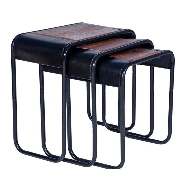 Rummond 3 Piece Nesting Tables By Williston Forge