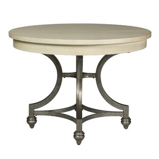 Buy luxury Saguenay Extendable Dining Table by Lark Manor
