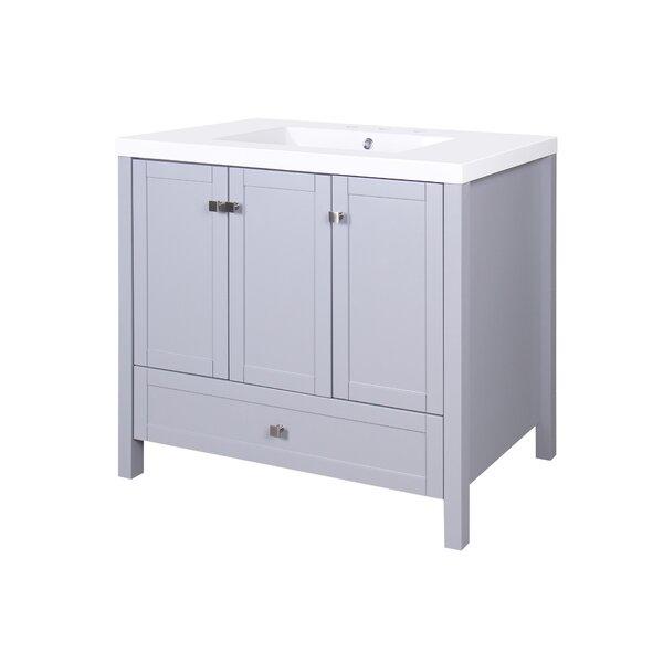 Draper 36 Single Bathroom Vanity Set by Ebern Designs