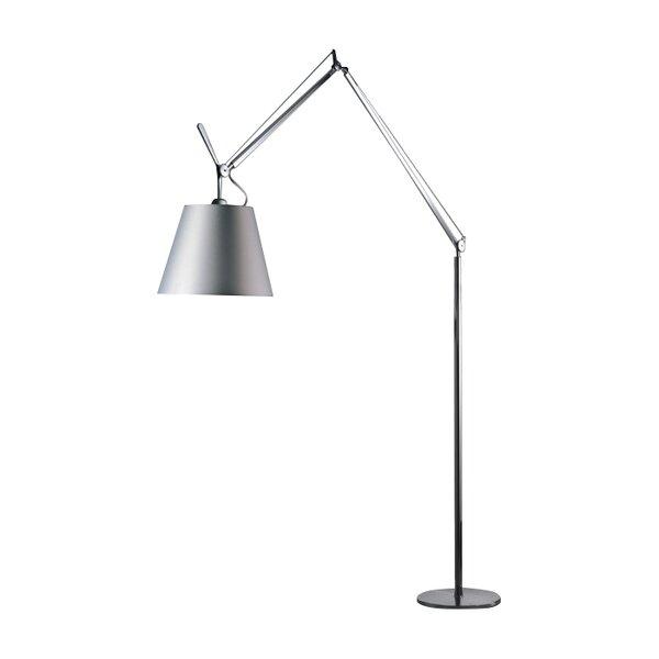 Tolomeo Mega 58.25 Task Floor Lamp by Artemide