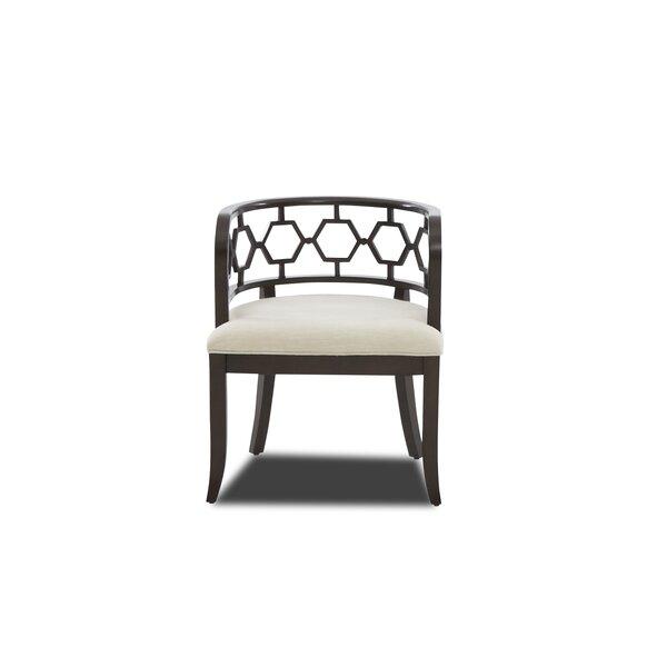 Lilyana Slipper Chair by Gracie Oaks