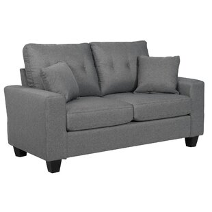 Griffie Heights Loveseat Red Barrel Studio