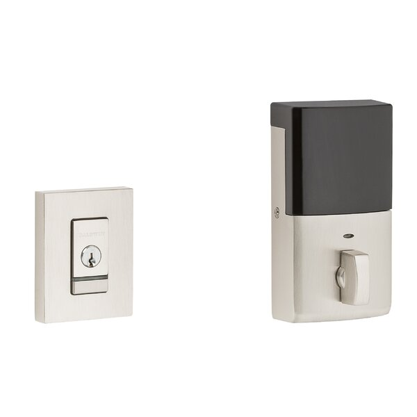 Evolved Contemporary Deadbolt by Baldwin