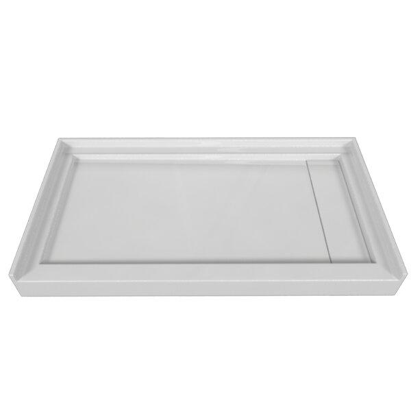 Signature 54 x 30 Single Threshold Shower Base
