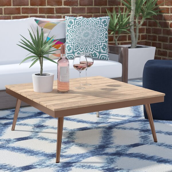 Bendale Contemporary Outdoor Table by Brayden Studio