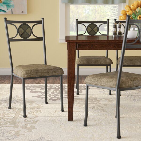 Easterbrooks Side Chair (Set of 4) by Andover Mills