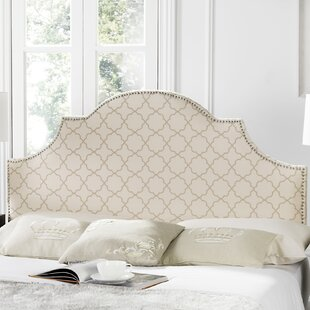 Hoover King Upholstered Panel Headboard