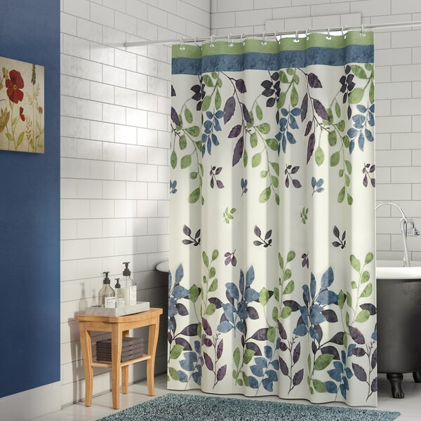 Winamac Shower Curtain by Andover Mills