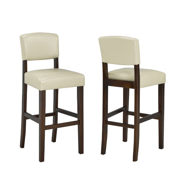 29 Bar Stool (Set of 2) by Brassex