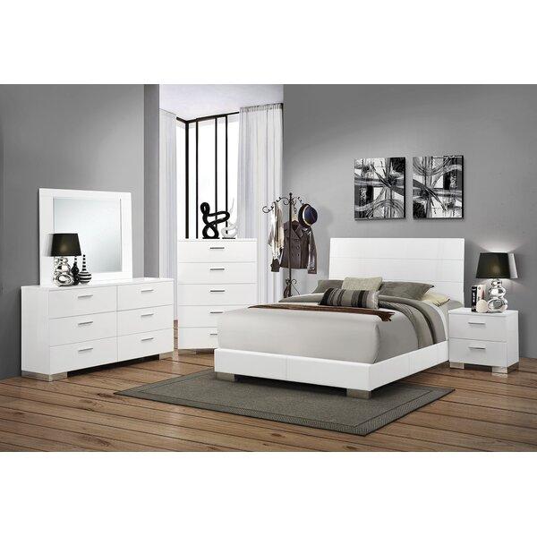 Regil Standard Bed by Orren Ellis
