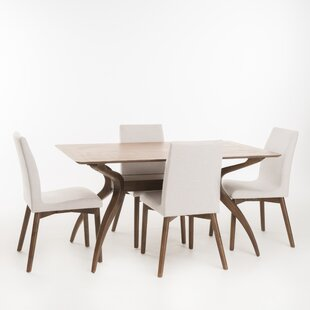 cheap dining room tables small liles piece dining set modern contemporary room sets allmodern